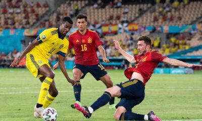 Euro 2020: Ισπανία-Σουηδία 0-0 (video)