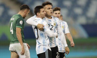 Copa America: Τεσσάρα και πρωτιά η Αργεντινή, δεύτερη η Ουρουγουάη (videos) 14