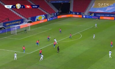 Copa America: Αργεντινή – Παραγουάη 1-0 | Highlights