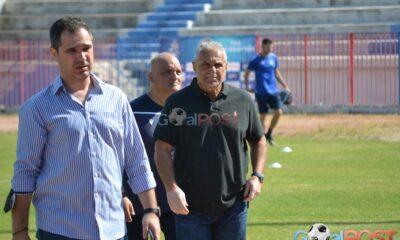 """Ευχαριστημένος (καθώς γνωρίζει καλά με τι ομάδα έπαιζε) με το """"Χ"""" με Καλαμάτα δήλωσε ο Βοσνιάδης... 8"""