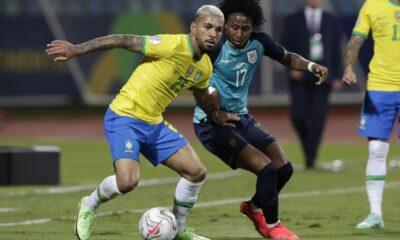 Copa America: Ισόπαλη 1-1 στην αγγαρεία με το Εκουδόρ η Βραζιλία, νίκη και δεύτερη θέση για το Περού (+videos) 8