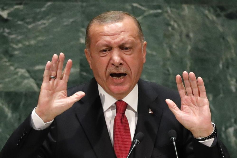 Γεωργούντζος: Καμένο χαρτί ο Ερντογάν!