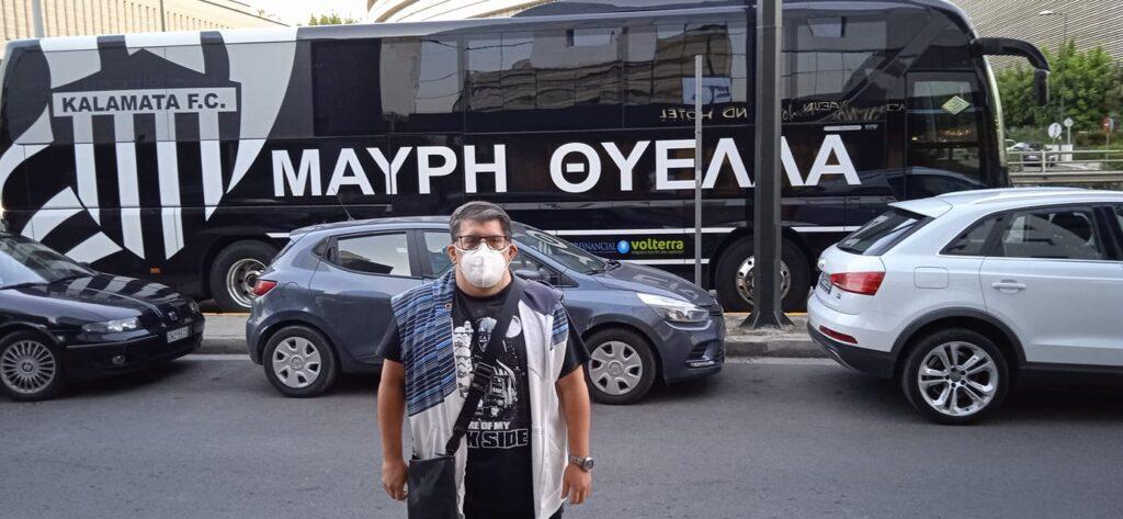 Αποκλειστικό: Στην Αθήνα η αποστολή της Μαύρης Θύελλας! (pics+videos)