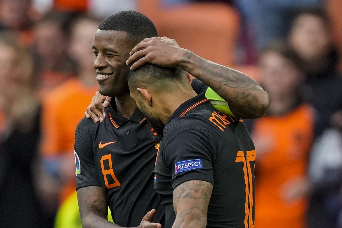 """Euro 2020, Βόρεια Μακεδονία – Ολλανδία 0-3: Έκαναν το τρία στα τρία οι """"οράνιε"""" (+vid)"""