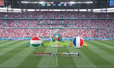 Ουγγαρία - Γαλλία : 1-1 (hls) 19