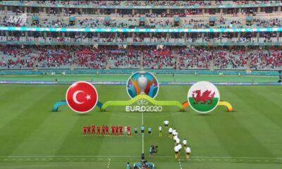 Τουρκία - Ουαλία 0-2 (hls) 8