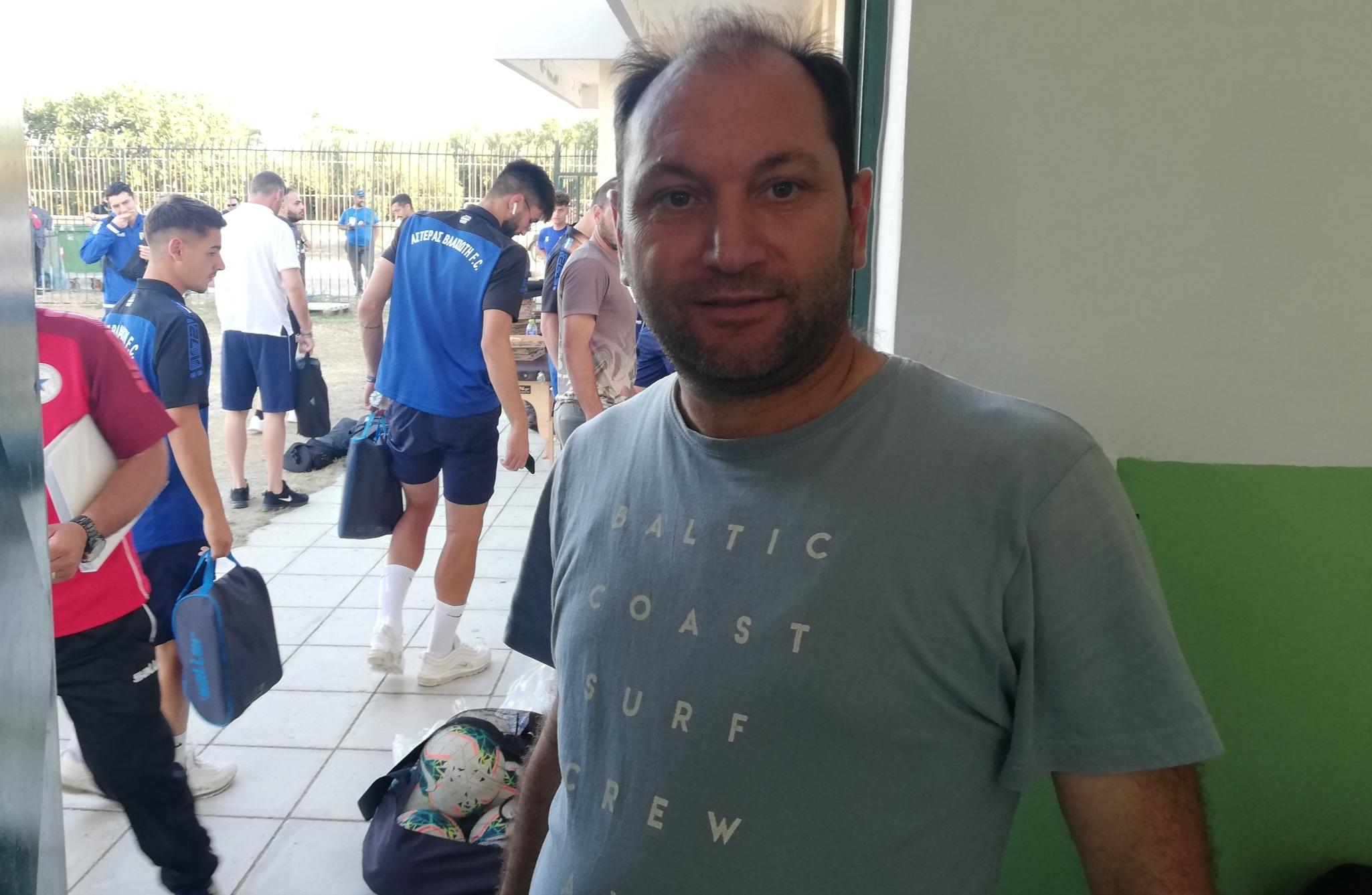 Επίσημο: Επιστρέφει στην Σπάρτη ο Πέτρος Μαρτσούκος…
