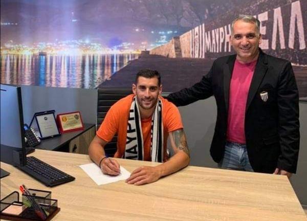 Υπέγραψε και ο Αναστασόπουλος!