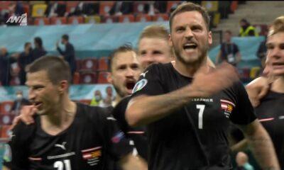 Αυστρία-Σκόπια 3-1 (hls)
