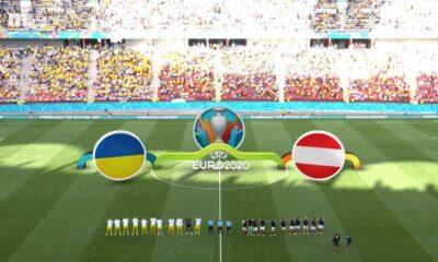 Ουκρανία – Αυστρία : 0-1 (hls)
