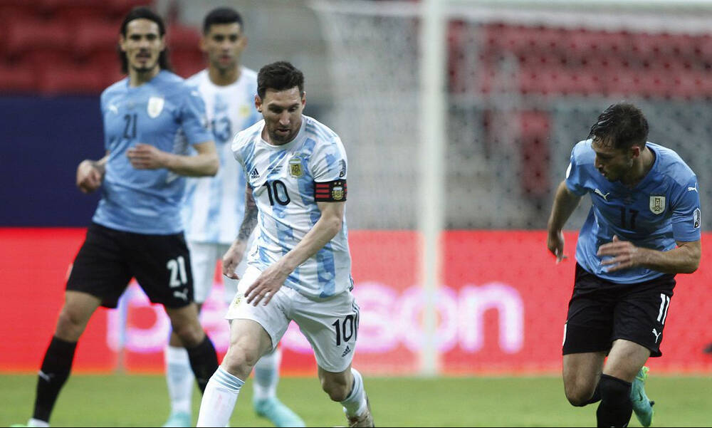 Copa America: «Ζωγράφισε» ο Μέσι – Νίκησε η Αργεντινή (+videos)