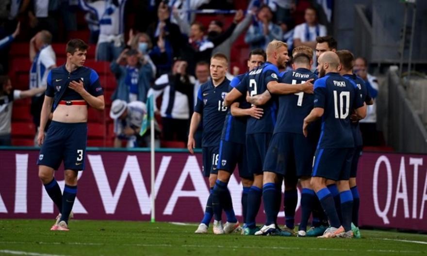 Στη σκιά του Έρικσεν η Φινλανδία νίκησε τη σοκαρισμένη Δανία! (+video)