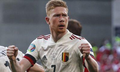 Euro 2020, Δανία - Βέλγιο 1-2: Πρόκριση με ανατροπή και Ντε Μπράινε (+video) 16