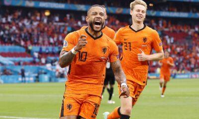 """Euro 2020, Ολλανδία - Αυστρία 2-0: Φουριόζοι στους 16 οι """"οράνιε"""" (+video) 5"""