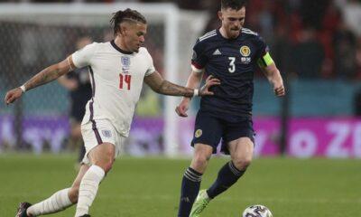 Euro 2020, Αγγλία – Σκωτία 0-0: Άντεξαν οι Σκοτσέζοι και έβαλαν φωτιά στον όμιλο (+video)