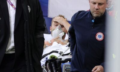 "UEFA: ""Σε σταθερή κατάσταση ο Έρικσεν σε νοσοκομείο της Κοπεγχάγης"" – Τι ακριβώς έγινε (+pic-vids)"