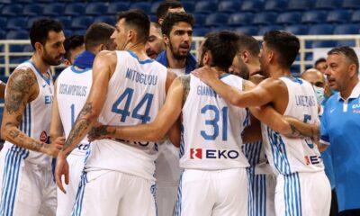 """Το μπασκετικό πρόγραμμα της ημέρας: Η Εθνική Ανδρών κόντρα στο Πουέρτο Ρίκο στην 2η ημέρα του """"Ακρόπολις"""""""