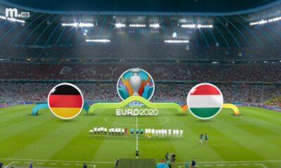 Γερμανία – Ουγγαρία : 2-2 (hls)