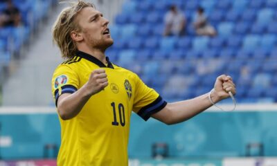 Euro 2020, Σουηδία – Σλοβακία 1-0: Βήμα πρόκρισης με Φόρσμπεργκ (+video)
