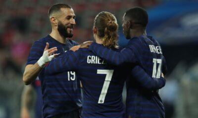 EURO 2020: Φιλικές νίκες για Γαλλία, Αγγλία, ισόπαλη η Γερμανία, ματσάρα το Ολλανδία - Σκωτία (+vids) 10