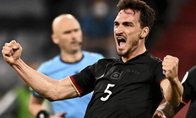 Euro 2020: Πέρασε στο 84′ η Γερμανία, όλα τα ζευγάρια στους 16 και ο δρόμος προς τον τελικό (+vids)