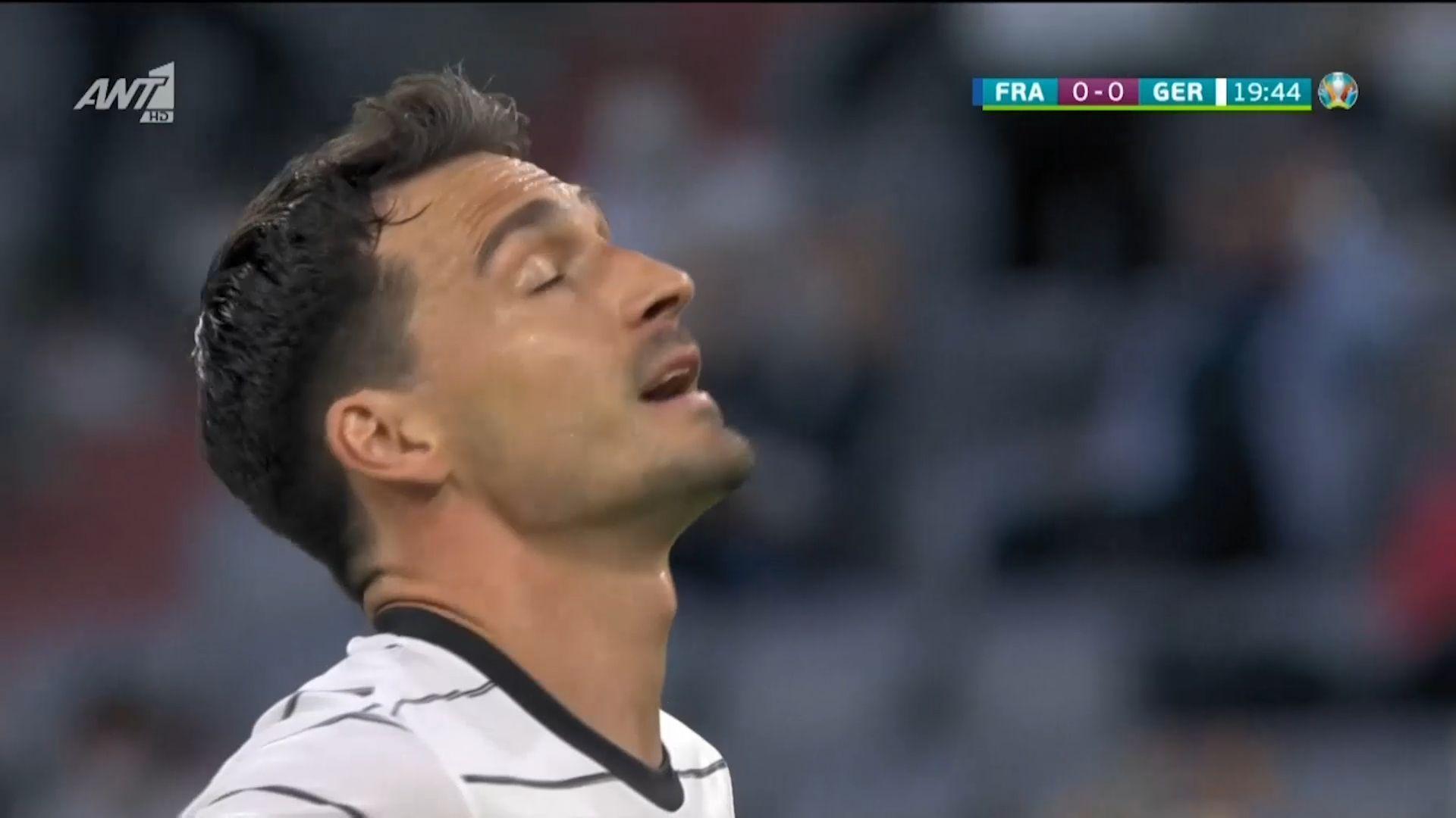 Γαλλία – Γερμανία : 1-0 (hls)