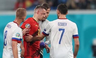 Euro 2020: Εκτός συνέχειας ο Καστάνιε - Πλήγμα στο Βέλγιο (+video) 123