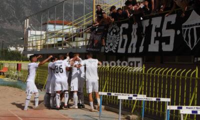 Football League (Νότιος Όμιλος): Γιορτή η Καλαμάτα, υποβιβασμός για Αστέρα Βλαχιώτη 6