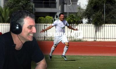 Καλαμάτα - Ιάλυσος 4-0: Τα γκολ σε περιγραφή Σωτήρη Γεωργούντζου (video) 24