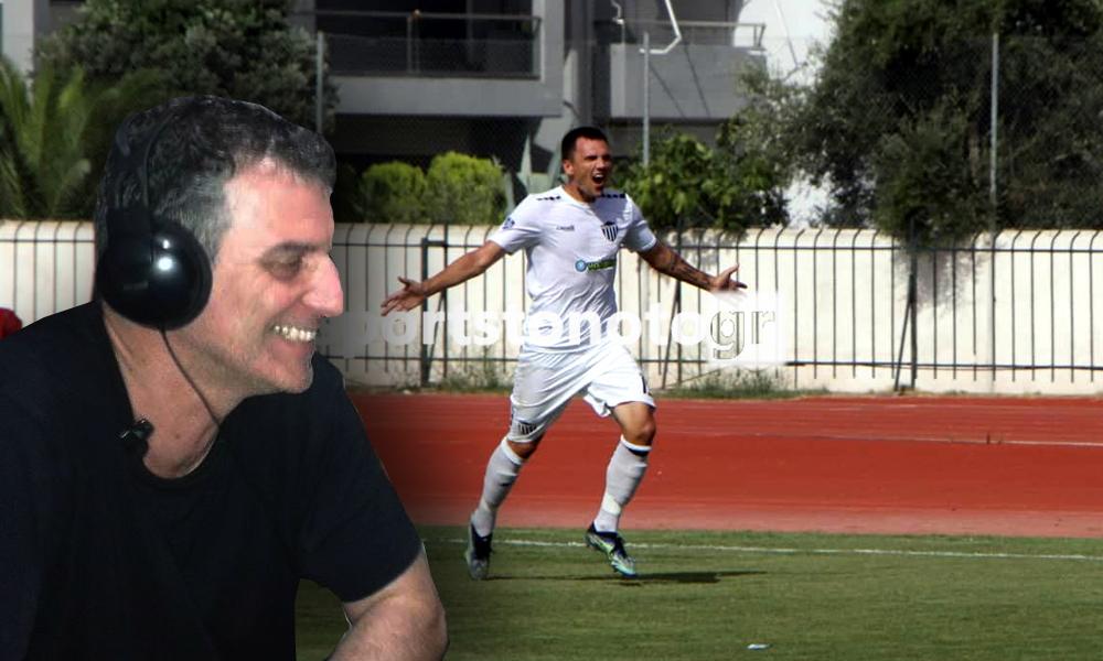 Καλαμάτα – Ιάλυσος 4-0: Τα γκολ σε περιγραφή Σωτήρη Γεωργούντζου (video)