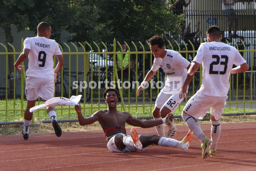 Καλαμάτα – Καλλιθέα 1-0: Η μετάδοση ΕΠΟΣ Γεωργούντζου, στο γκολ του Μπακαγιόκο στο 93′! (video)