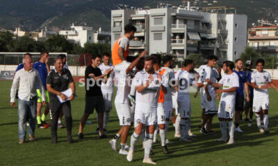Football League (Νότιος Όμιλος): Στο +5 από Ρόδο και Καλλιθέα η Καλαμάτα 105