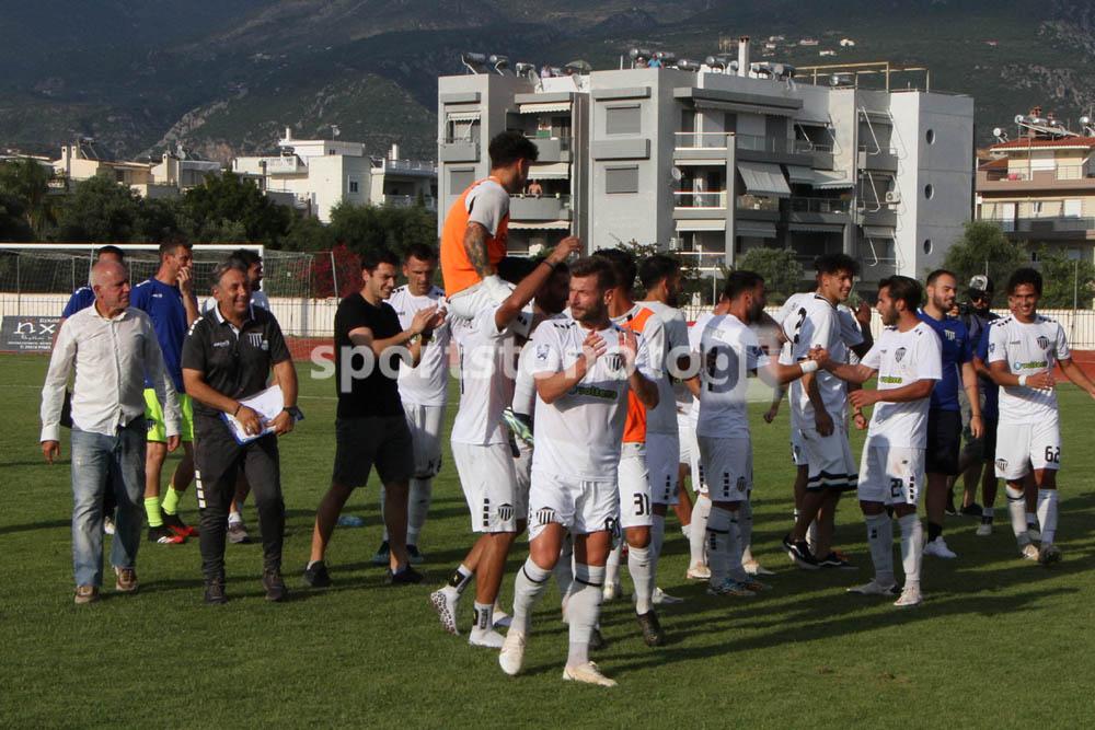Football League (Νότιος Όμιλος): Στο +5 από Ρόδο και Καλλιθέα η Καλαμάτα