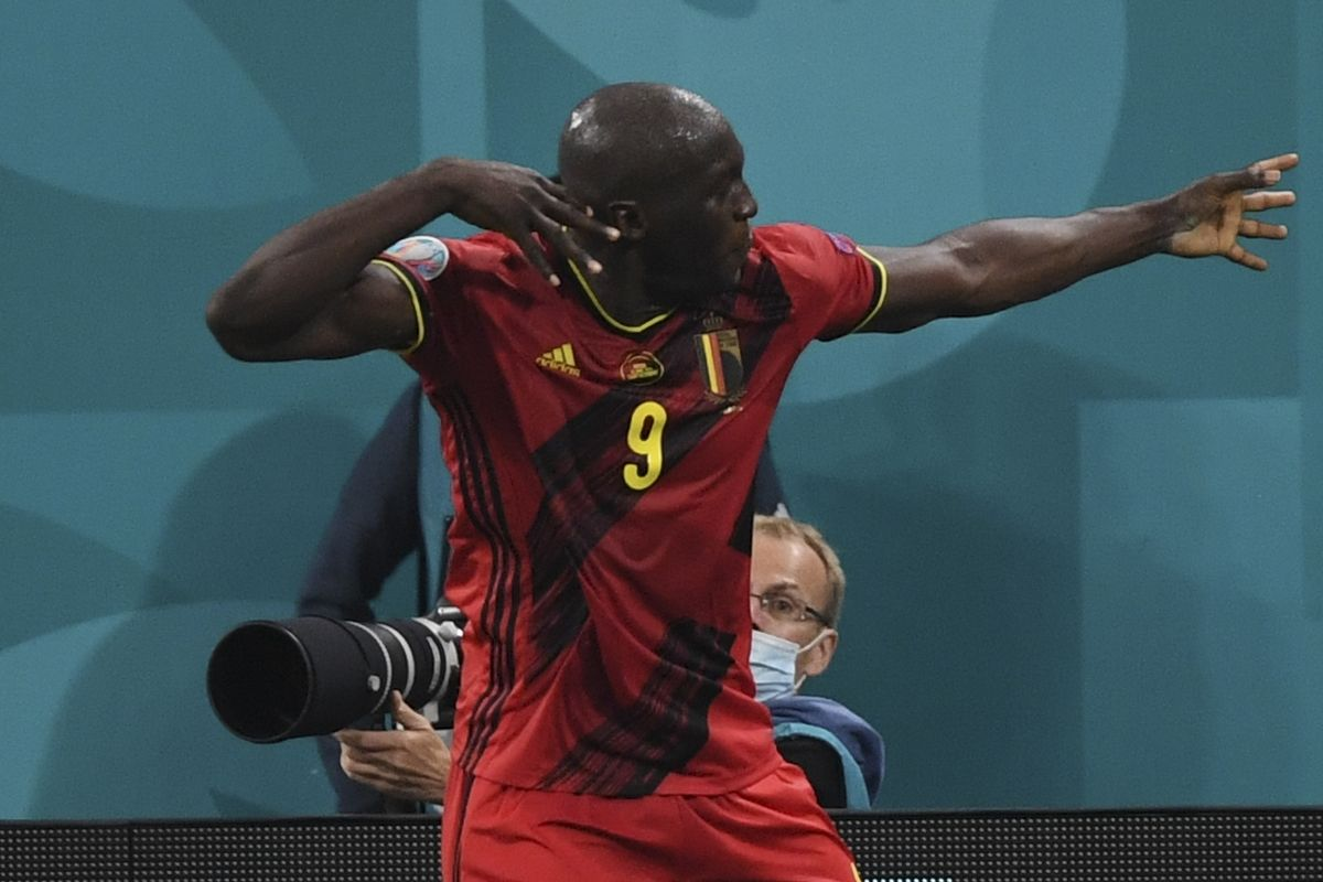 Euro 2020, Βέλγιο – Ρωσία 3-0: Τριάρα με φοβερό Λουκάκου (+videos)