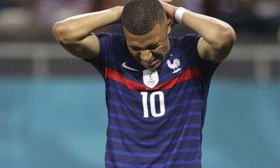 Euro 2020, Γαλλία - Ελβετία 4-5 πέν.: Ο Ζόμερστα πέναλτι το θαύμα Ελβετίας, μοιραίος ο Εμπαπέ (+videos) 8