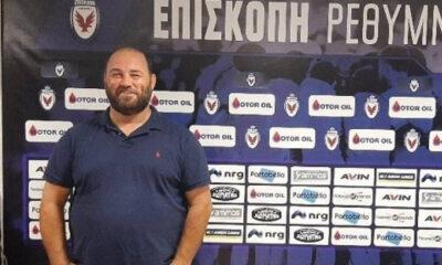 """Μιχάλης Νικολιδάκης: """"Έτοιμη η Επισκοπή για την Super League 2""""! 10"""
