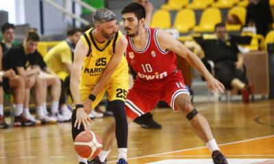 Α2 Ανδρών: Και τώρα οι δυο τους - Μάχη Ολυμπιακού με Μαρούσι με φόντο την Basket League 6