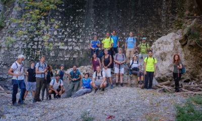 Ορειβατικός Σύλλογος Καλαμάτας στο Νέδοντα