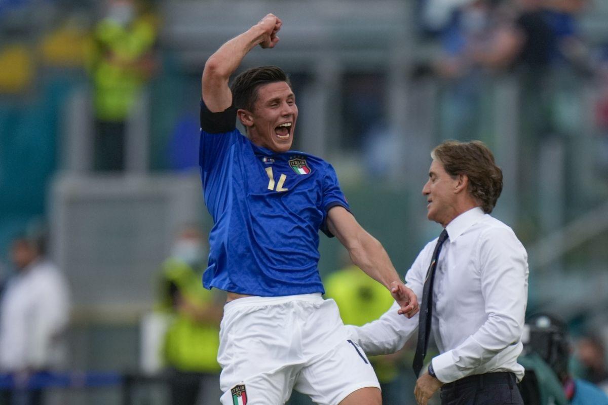 """Euro 2020, Ιταλία – Ουαλία 1-0: Το απόλυτο η """"σκουάντρα ατζούρα"""", πέρασαν κι οι Ουαλοί (+video)"""