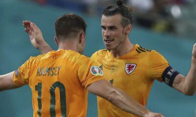 Euro 2020, Τουρκία - Ουαλία 0-2: Αγκαλιά με την πρόκριση χάρη στον Ράμσεϊ (+video) 6