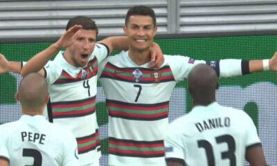 Ουγγαρία-Πορτογαλία 0-3: Ξέσπασε με τριάρα η Πορτογαλία – Δύο ρεκόρ ο Κριστιάνο