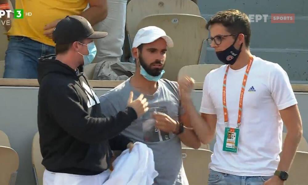 Roland Garros: Ο Μητσοτάκης πανηγύρισε τη νίκη της Σάκκαρη – Εδώ υπάρχει ένας έρωτας μεγάλος! (video)