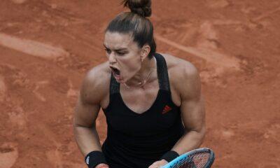 """Κένιν - Σάκκαρη 0-2: Έγραψε ιστορία, η ασταμάτητη Μαρία προκρίθηκε στους """"8"""" του Roland Garros (videos) 67"""
