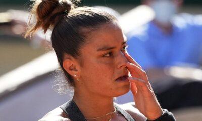 Κρεϊτσίκοβα - Σάκκαρη 2-1: Άγγιξε το όνειρο η Μαρία, αλλά αποκλείστηκε απ' τον τελικό του Roland Garros (videos) 14