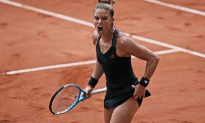 Σάκκαρη - Σβιόντεκ 2-0: Η Μαρία της Ελλάδας εκθρόνισε τη βασίλισσα και πέρασε στα ημιτελικά του Roland Garros (videos) 16