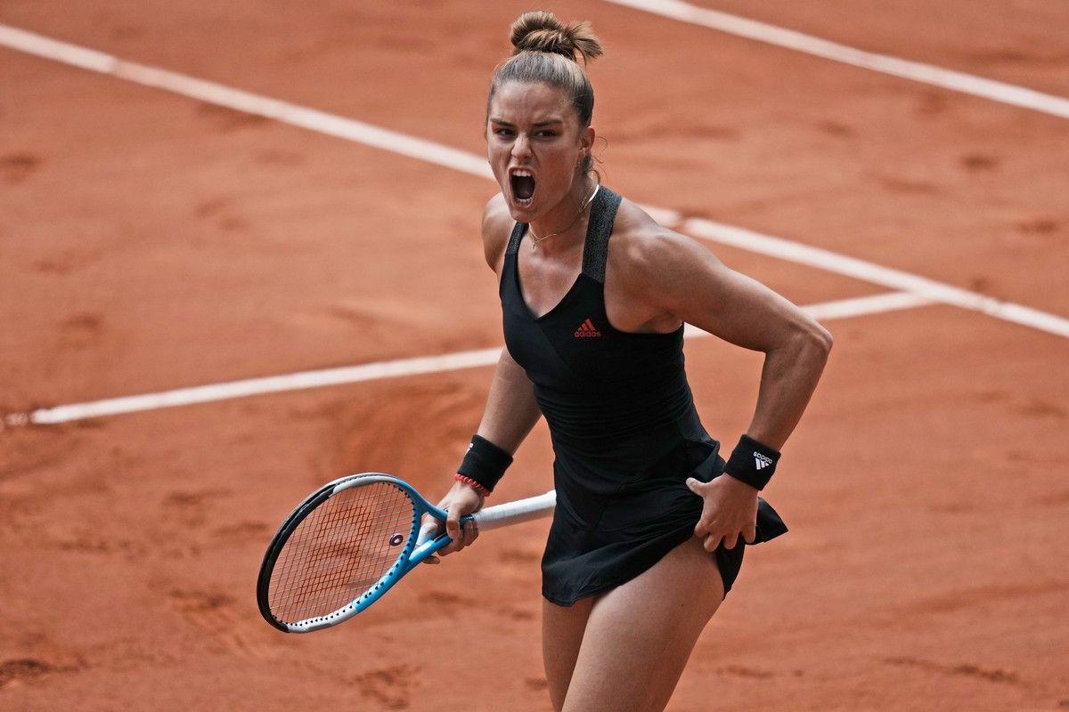 Σάκκαρη – Σβιόντεκ 2-0: Η Μαρία της Ελλάδας εκθρόνισε τη βασίλισσα και πέρασε στα ημιτελικά του Roland Garros (videos)