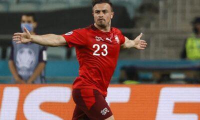 Euro 2020, Ελβετία - Τουρκία 3-1: Με τριάρα τερμάτισε 3η και περιμένει (+video) 150