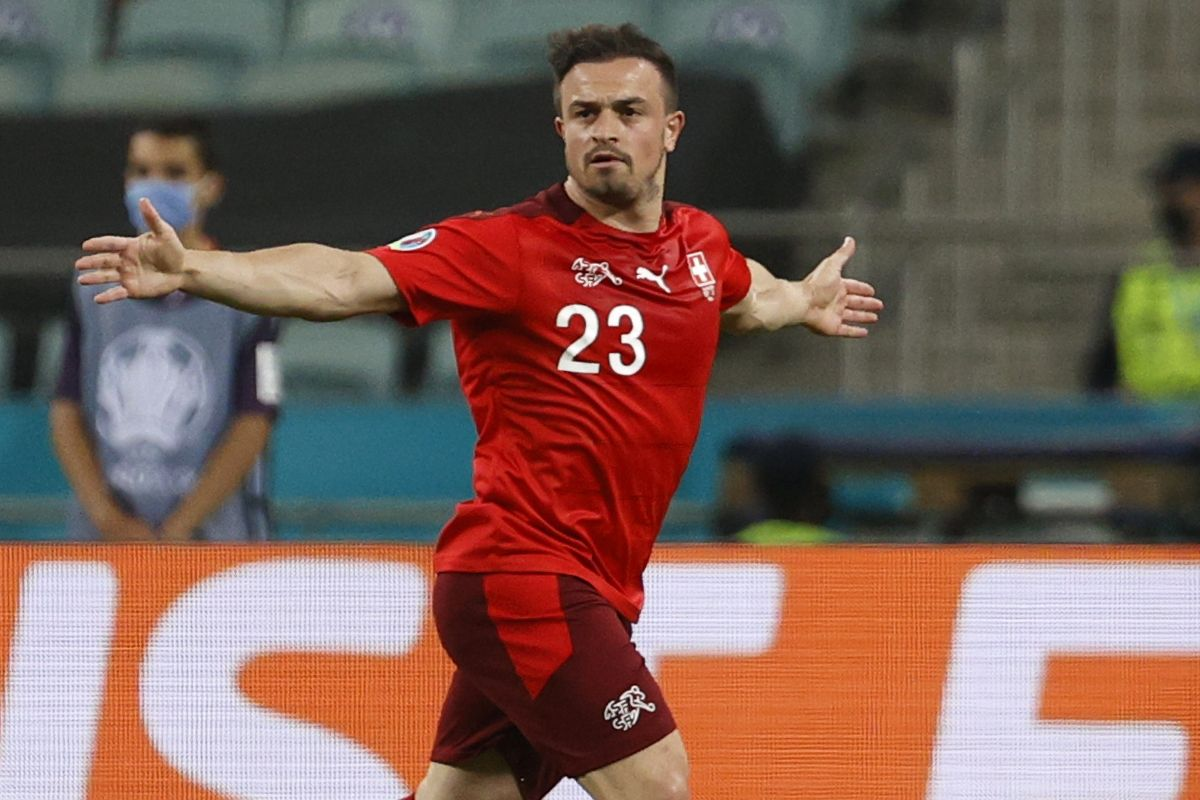 Euro 2020, Ελβετία – Τουρκία 3-1: Με τριάρα τερμάτισε 3η και περιμένει (+video)
