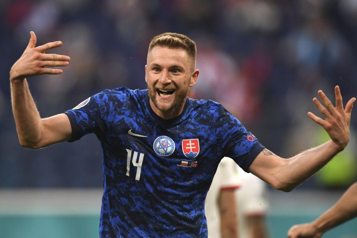 Euro 2020, Πολωνία – Σλοβακία 1-2: Ο Σκρίνιαρ χάρισε στους Σλοβάκους το πολύτιμο τρίποντο (video)