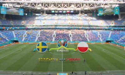 Σουηδία – Πολωνία : 3-2 (hls)
